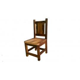 Reclaimed Barn Wood Dining Chair