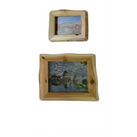 Slab Style mitered corner Picture frame