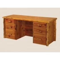 Log Executive Desk