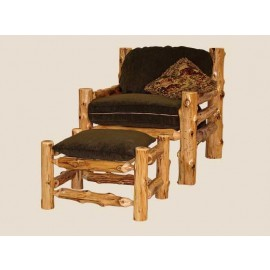 Log Lounge Chair